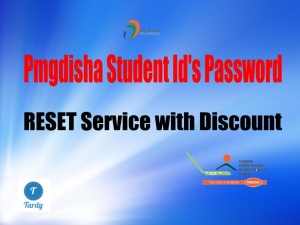 Student Id's Password RESET Service